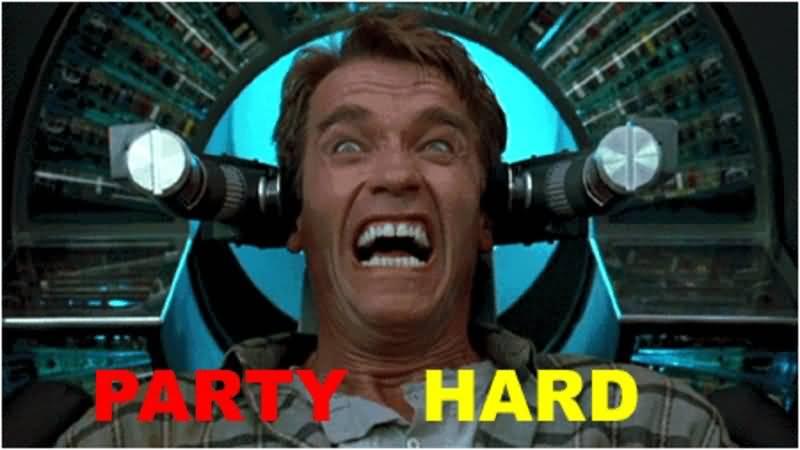 Party Meme Funny Image Photo Joke 01