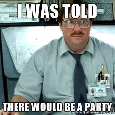 Party Meme Funny Image Photo Joke 04