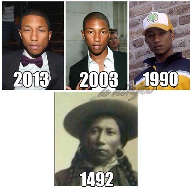 Pharrell Vampire Meme Funny Image Photo Joke 16