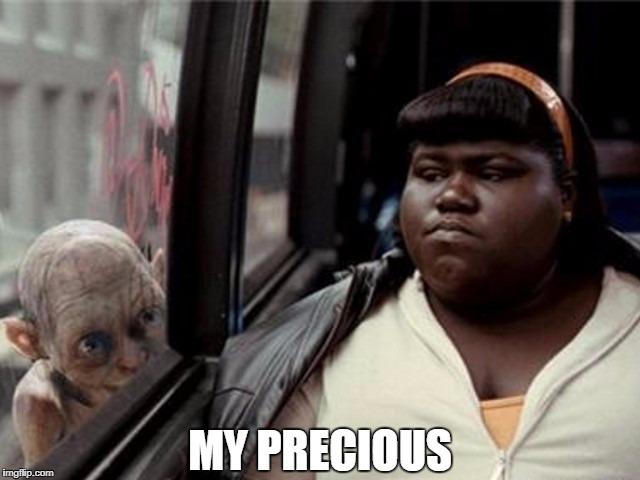 Precious Meme Funny Image Photo Joke 10