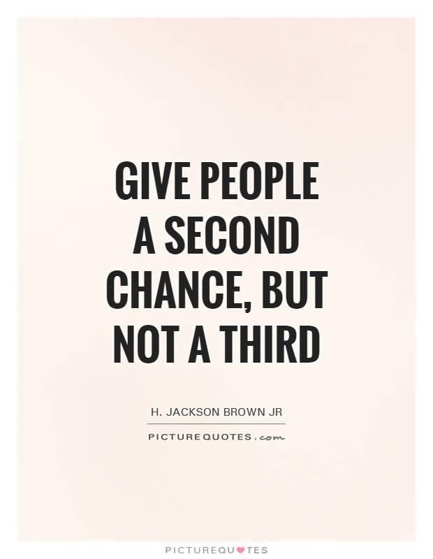 Quotes About Second Chances Meme Image 04
