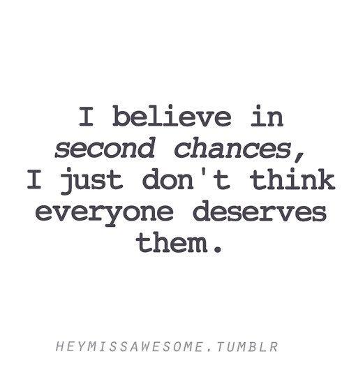 Quotes About Second Chances Meme Image 09