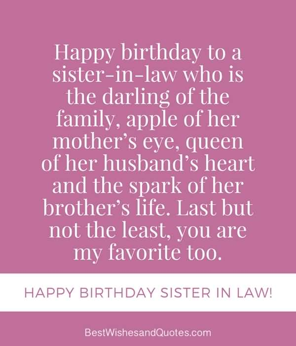 Quotes For Sister In Law Meme Image 13 Quotesbae