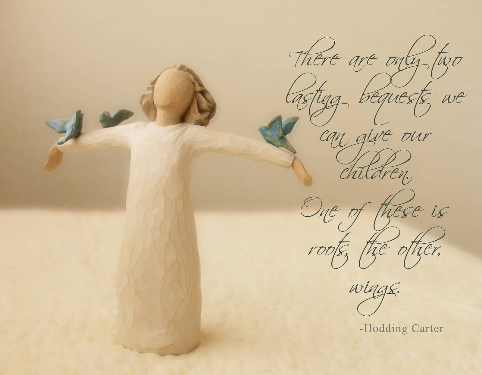 Roots And Wings Quote Meme Image 11