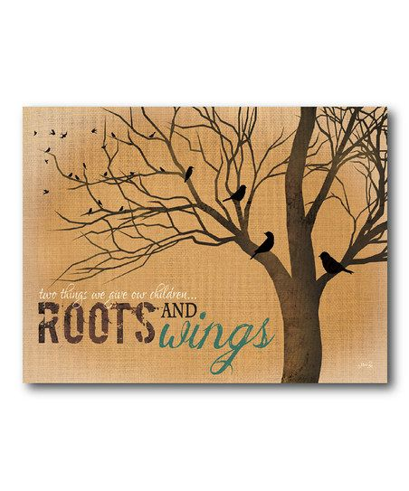 Roots And Wings Quote Meme Image 14