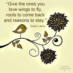 Roots And Wings Quote Meme Image 16