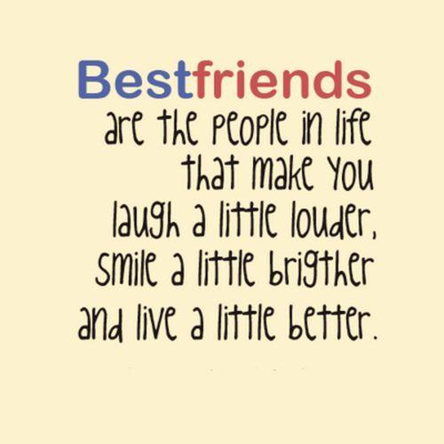 Short Best Friend Quote Meme Image 07