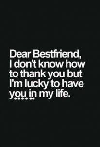 Short Best Friend Quote Meme Image 09
