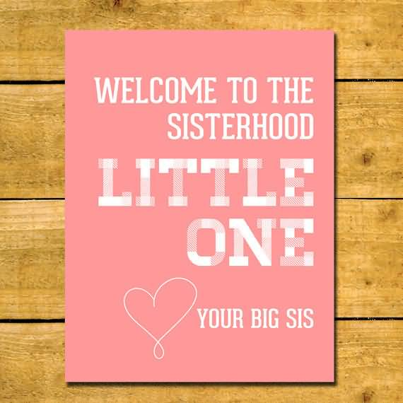 Sorority Sister Big Little Quotes Meme Image 09 | QuotesBae