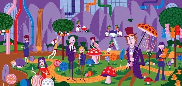 Very Funny Wonka Image Gifs