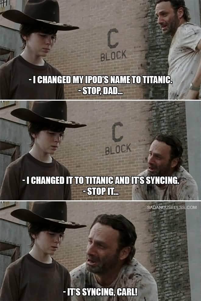 Walking Dead Memes Coral Joke Image 10