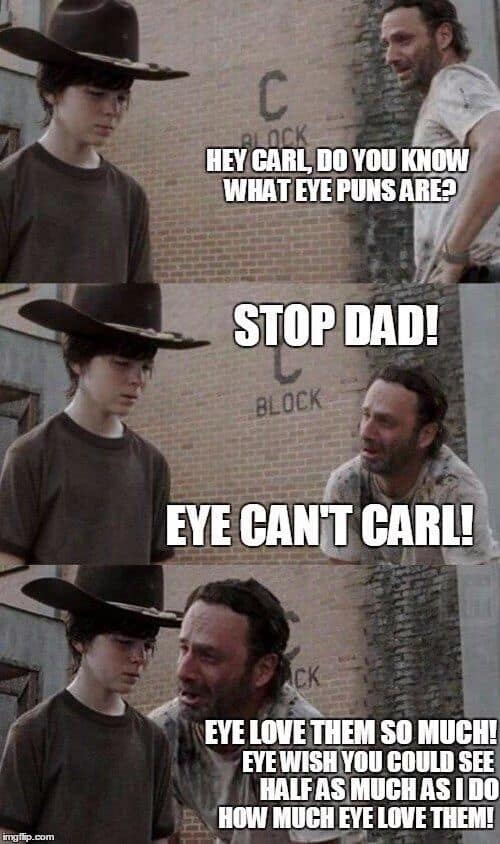 Walking Dead Memes Coral Joke Image 15