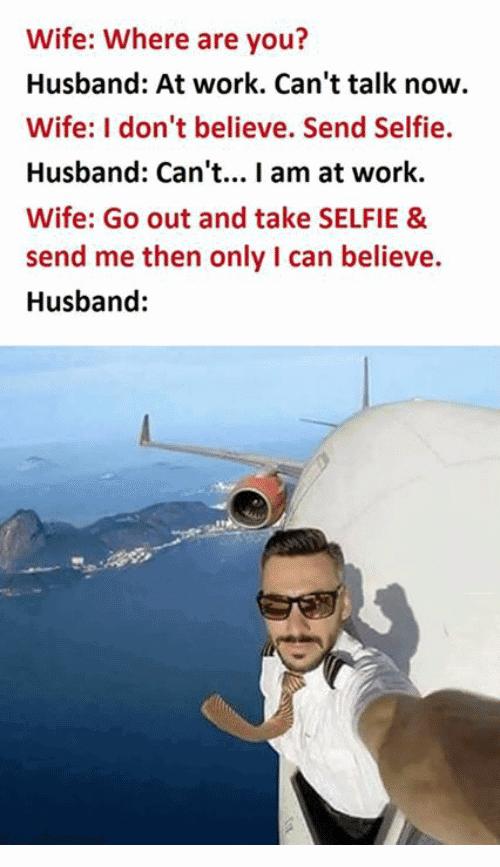 Work Wife Meme Funny Image Photo Joke 12