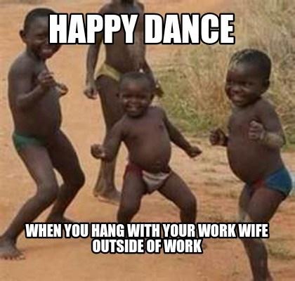 Work Wife Meme Funny Image Photo Joke 14