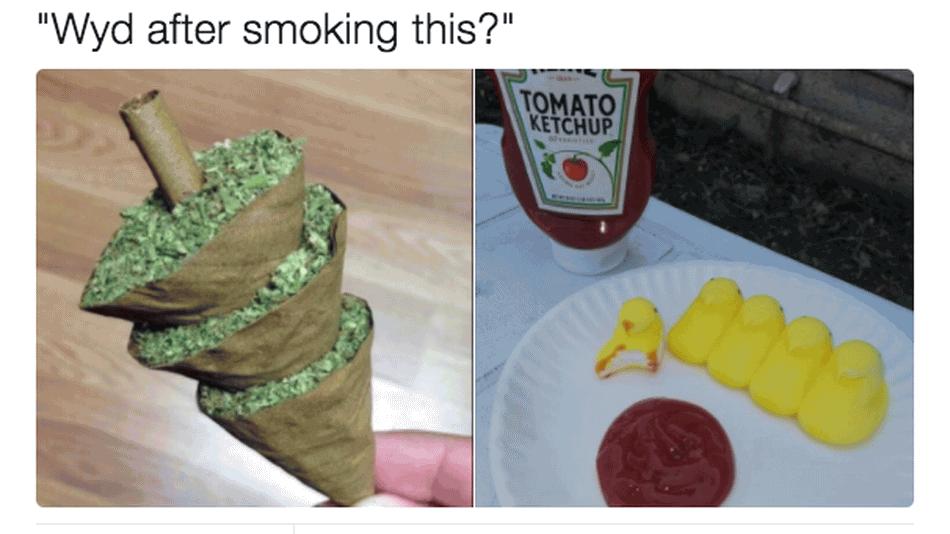 Wyd After Smoking This Meme Photo Joke 11