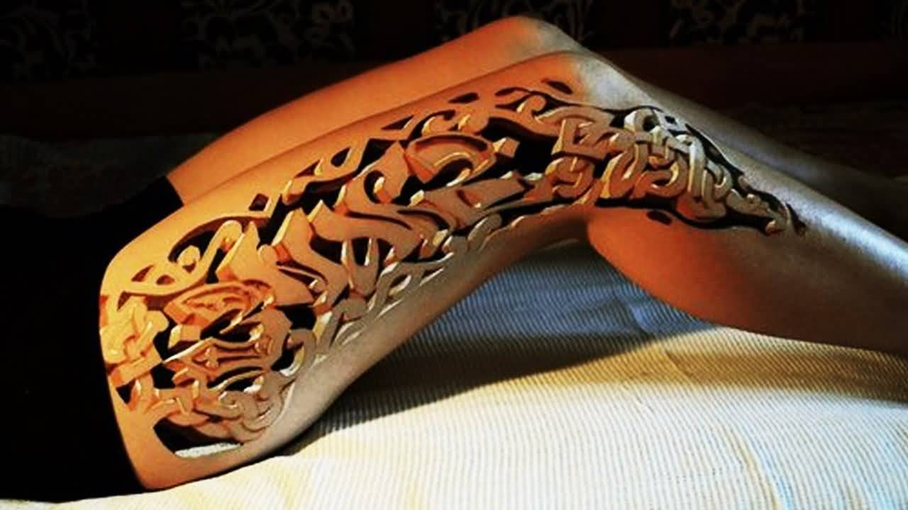 3d Tattoo Design Picture 07