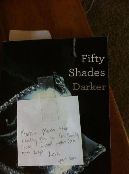50 Shades Darker Meme Funny Image Photo Joke 05