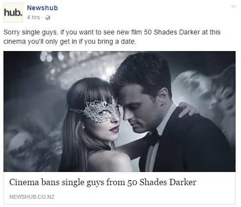 50 Shades Darker Meme Funny Image Photo Joke 07