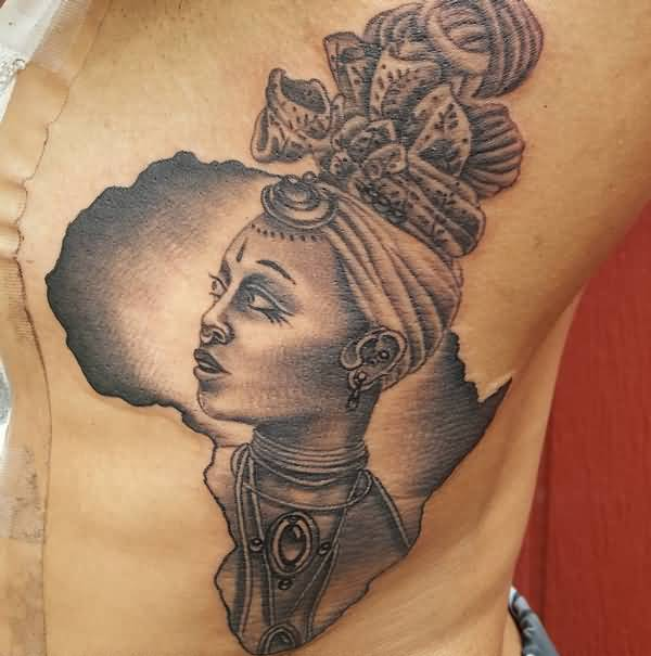 African Tattoo Design Picture 04