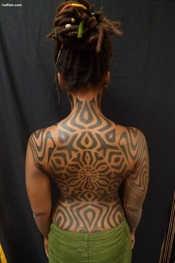 African Tattoo Design Picture 11