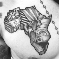 African Tattoo Design Picture 12