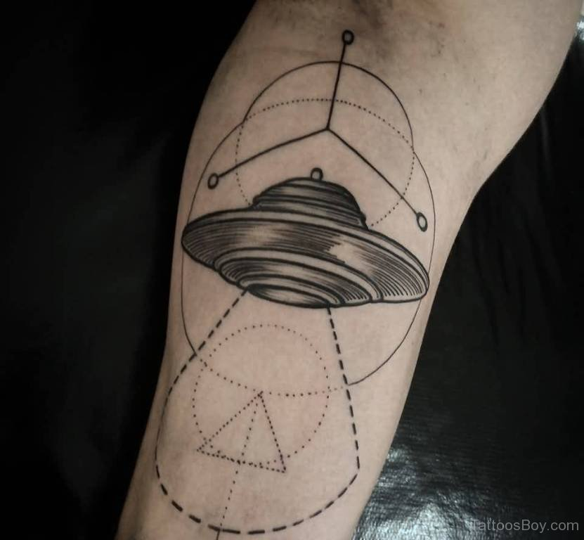Alien Tattoo Design Picture 13