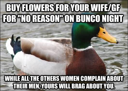 Bunco Meme Funny Image Photo Joke 08