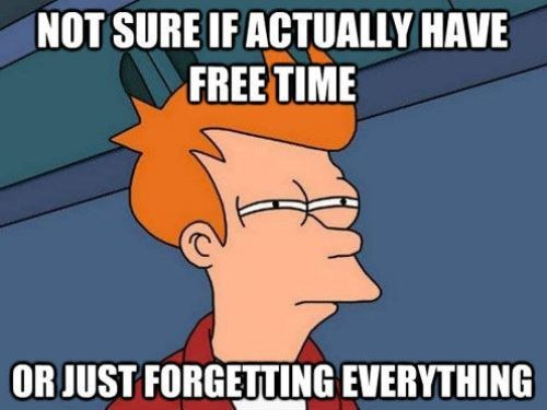 College Life Meme Funny Image Photo Joke 15