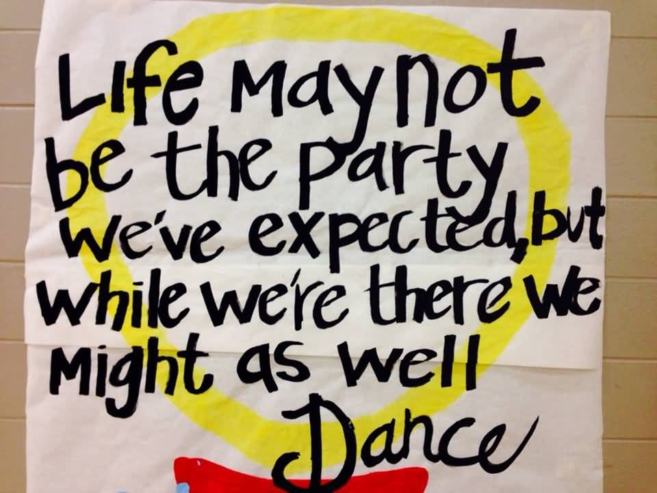 how to plan a dance marathon