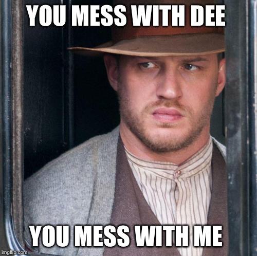 Dee Meme Image Joke 06