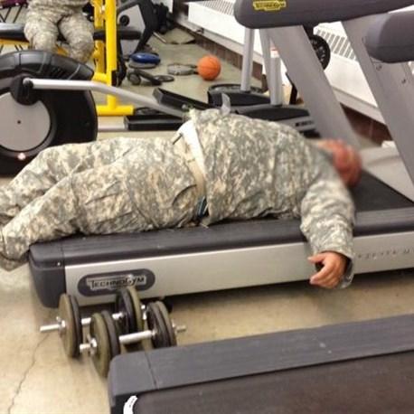 Fat Army Meme Funny Image Photo Joke 12