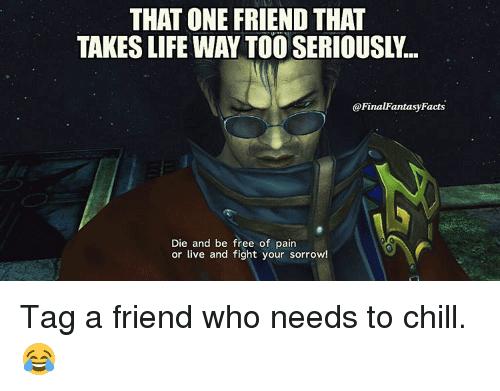 Final Fantasy Meme Image Joke 11