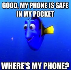 Finding Dory Meme Funny Image Photo Joke 12