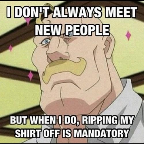 Fullmetal Alchemist Meme Funny Image Photo Joke 01