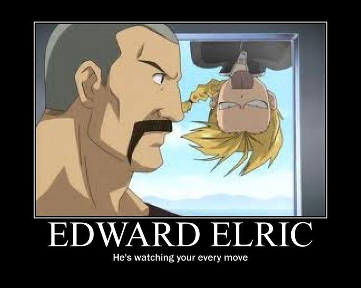 Fullmetal Alchemist Meme Funny Image Photo Joke 07