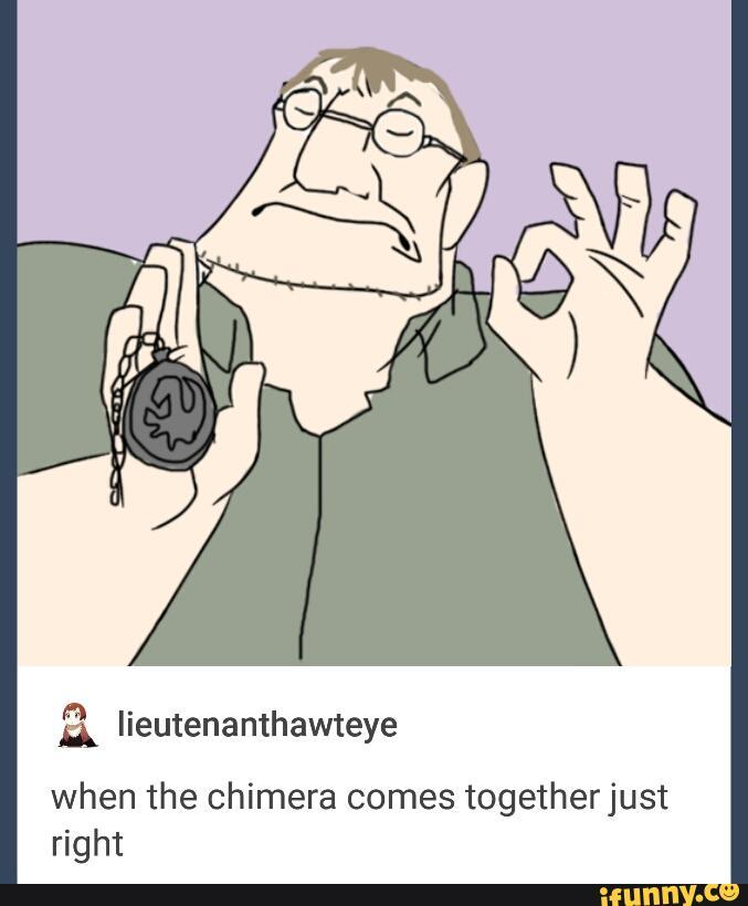 Fullmetal Alchemist Meme Funny Image Photo Joke 13