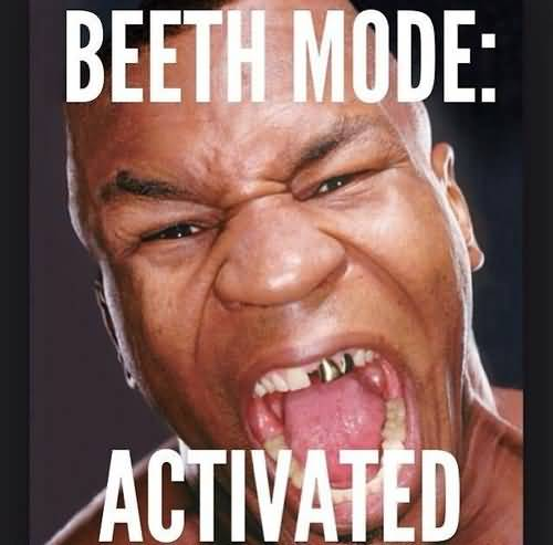 Funny Mike Tyson Meme Image Joke 10