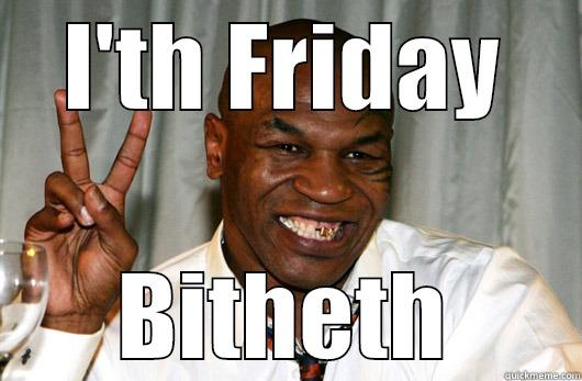 Funny Mike Tyson Meme Image Joke 11