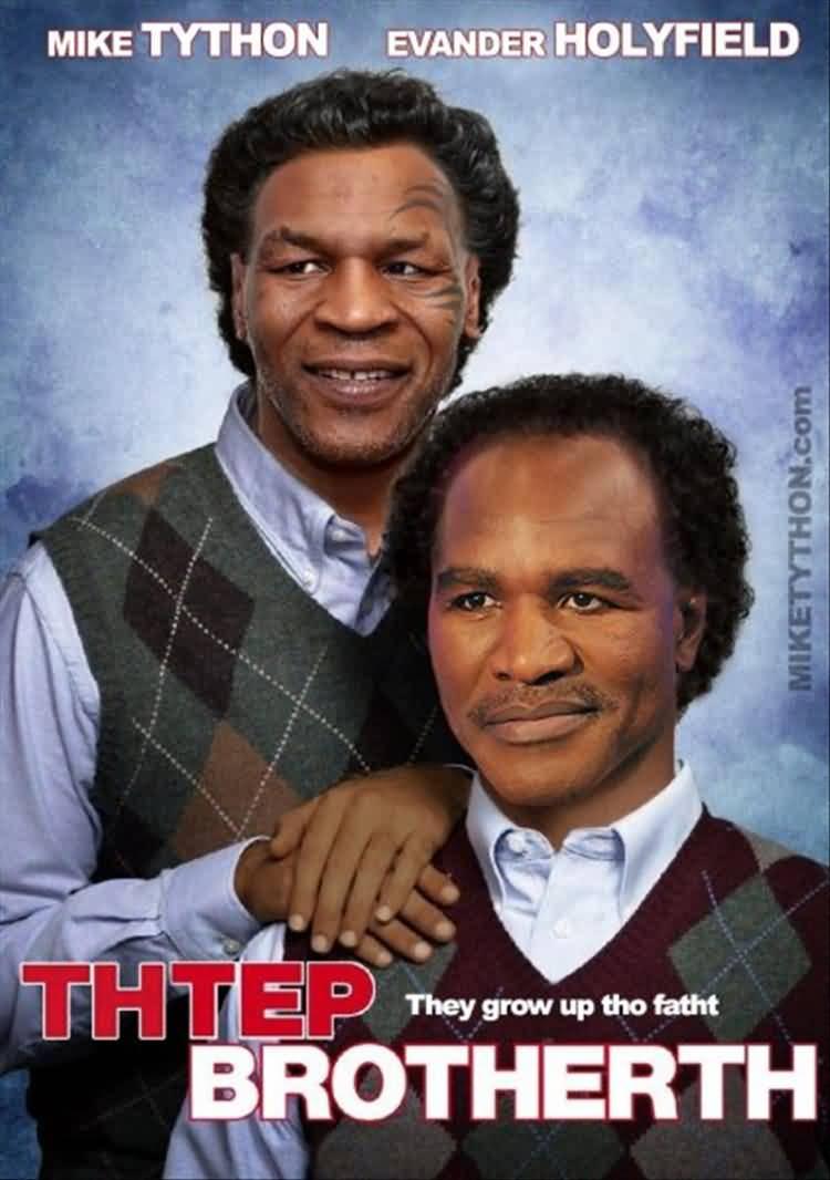 Funny Mike Tyson Meme Image Joke 15