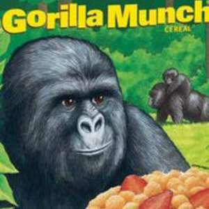 Gorilla Munch Meme Funny Image Photo Joke 14