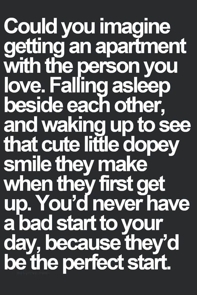 I Love Waking Up Next To You Quotes Meme Image 09 Quotesbae