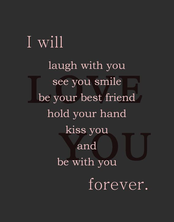 I Will Love You Forever Quotes Meme Image 01 Quotesbae