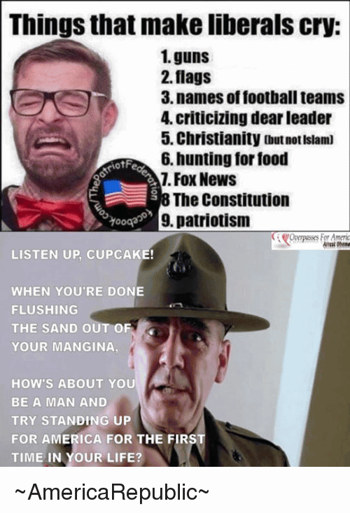 Liberals Crying Meme Funny Image Photo Joke 09