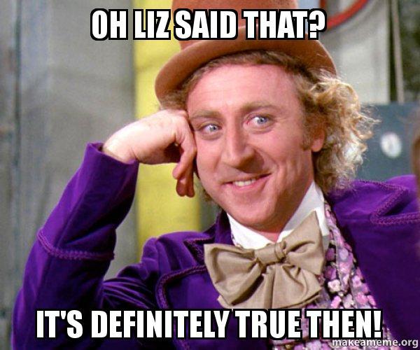 Liz Meme Funny Image Photo Joke 04