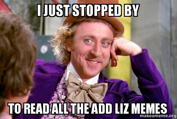 Liz Meme Funny Image Photo Joke 12