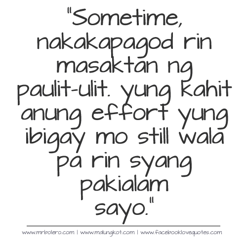 Love Effort Quotes And Sayings Meme Image 11