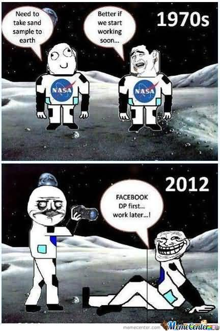 Nasa Meme Funny Image Photo Joke 04