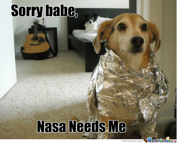 Nasa Meme Funny Image Photo Joke 07