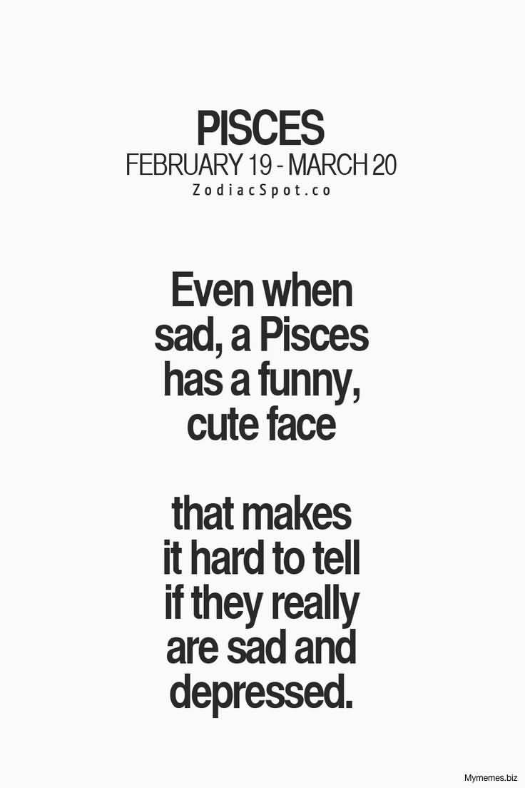 Pisces Meme Funny Image Photo Joke 08