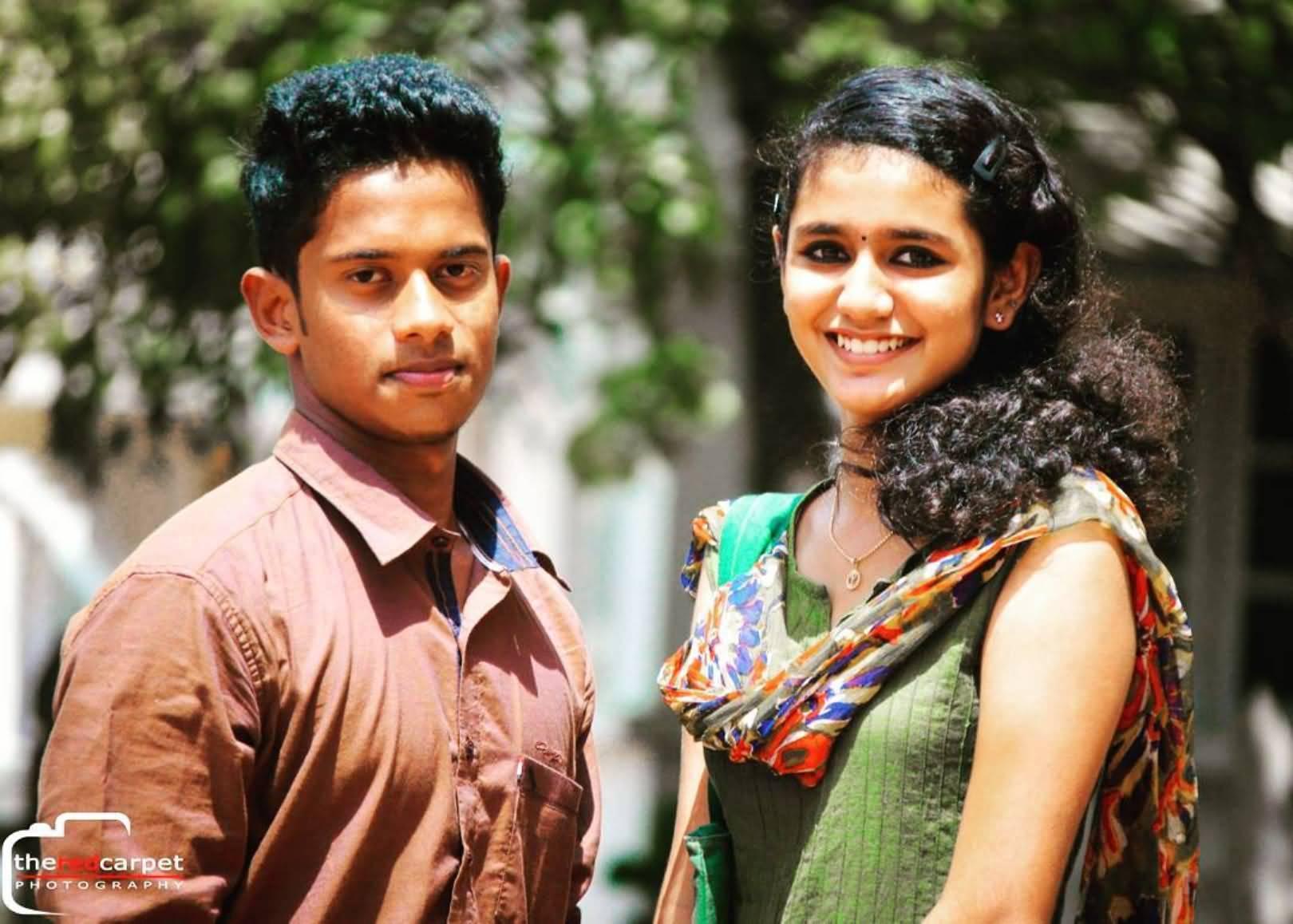 Priya Prakash Boyfriend (BF), Friends and Family 10